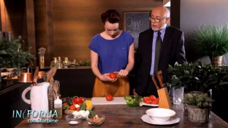 La ricetta per un gazpacho sano