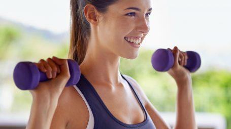 Dimagrire con i pesi: il workout