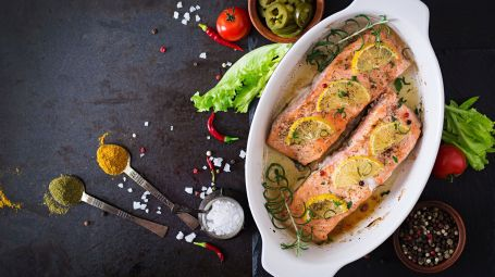 Pesce: quale mangiare contro l'insonnia