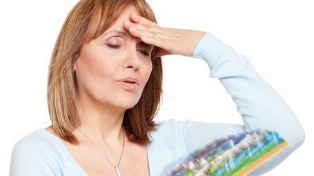 Vampate di calore in menopausa: rimedi naturali