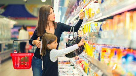Mamme a dieta, figlie insicure