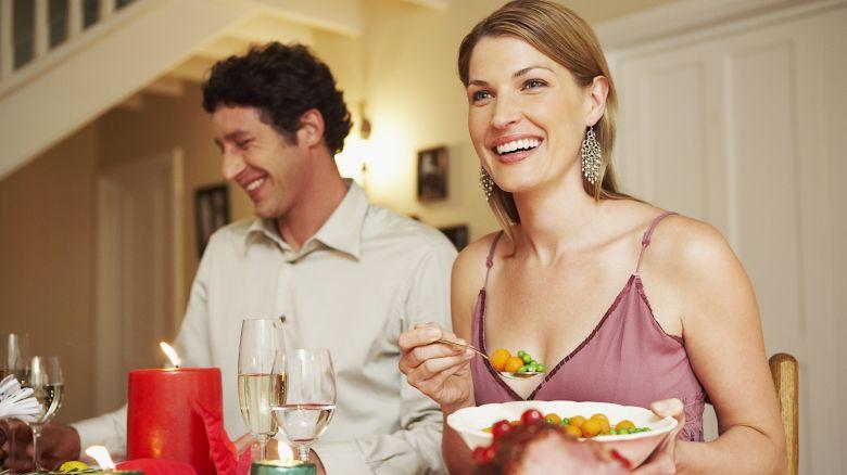 La dieta lampo prima delle feste