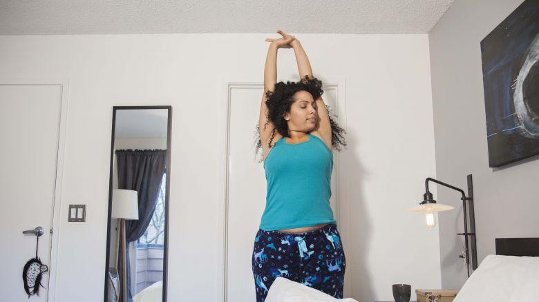 Stretching per la schiena - Starbene