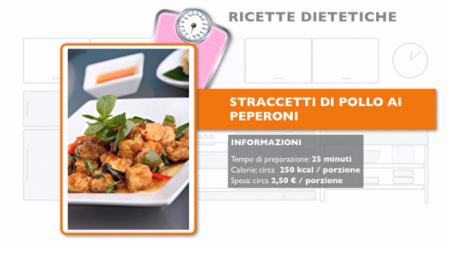 Video ricetta: Straccetti di pollo con peperoni