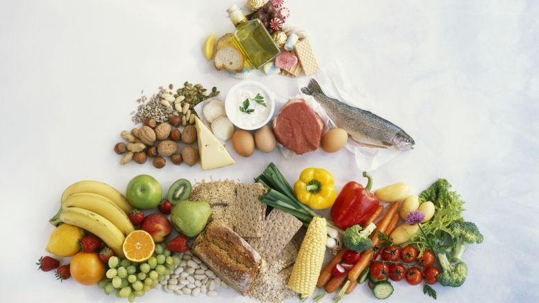 cibi principali di una dieta equilibrata