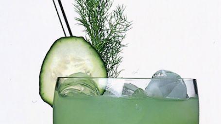 Cocktail di cetriolo e aneto Starbene