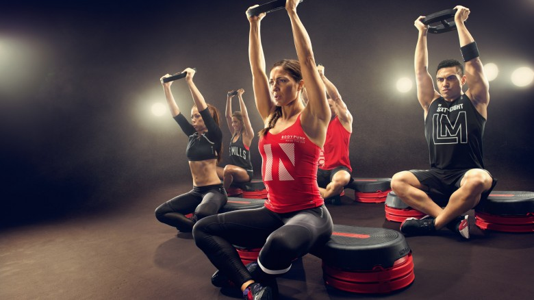Reebok Fitness Experience