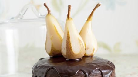 Torta di pere e cioccolato Starbene