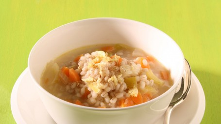 Zuppa d'orzo Starbene