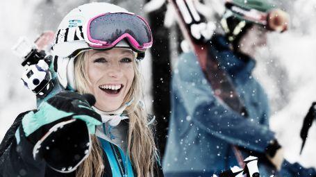 Sport invernali, sciare