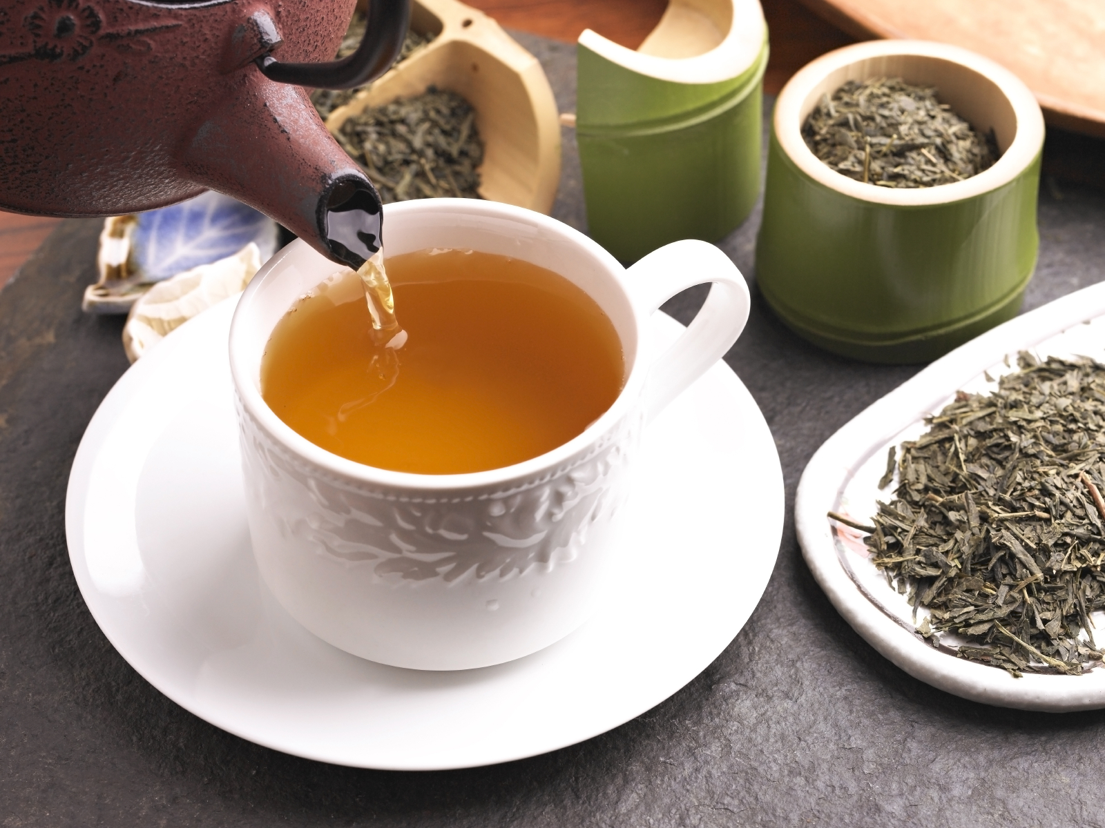 la dieta del tè verde funziona
