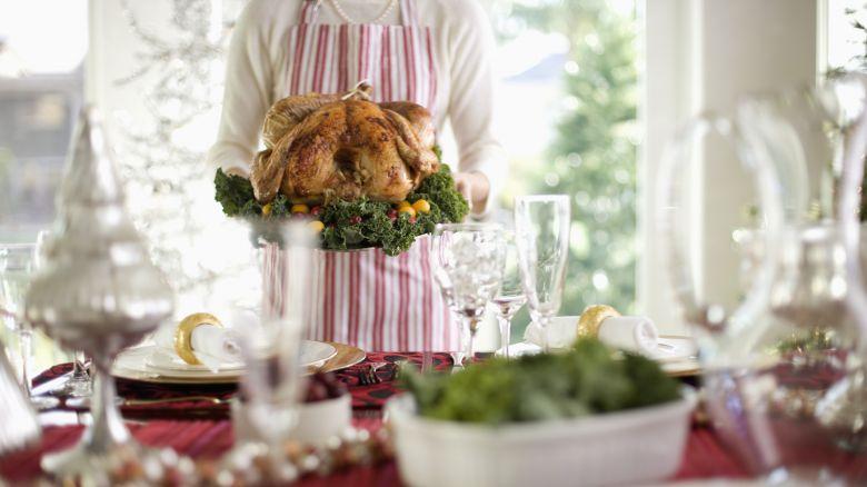 I consigli per un pranzo di Natale light