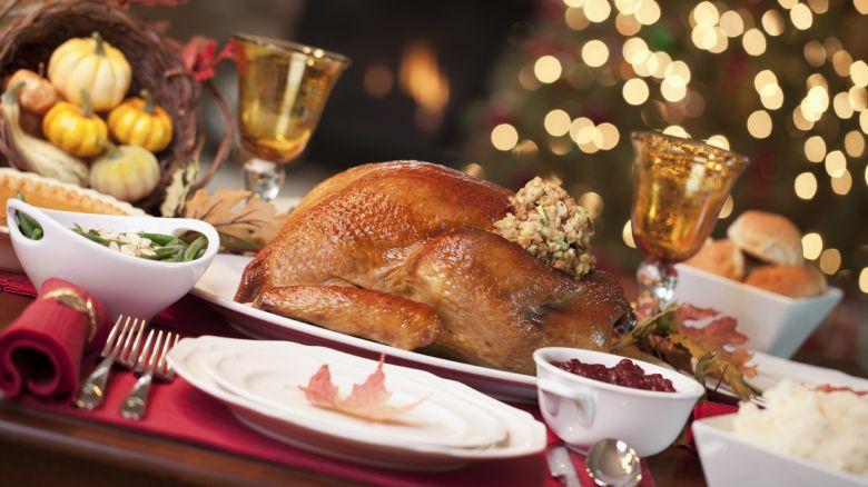 Pranzo di Natale: le strategie per non abbuffarsi