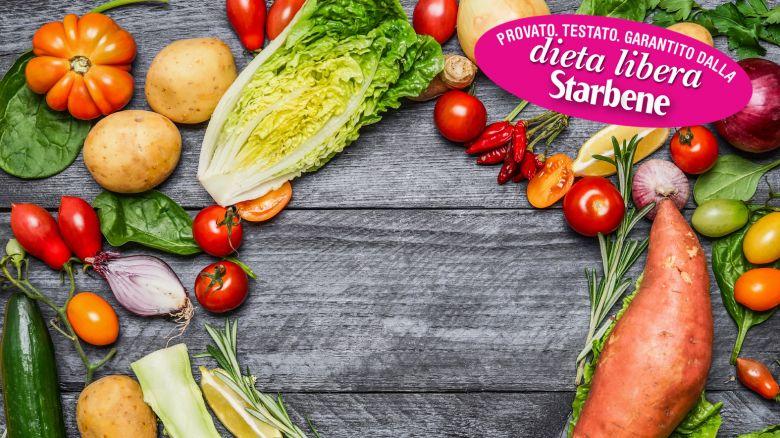 dieta di barbabietola carota e melanzane