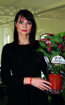 Lorena Bianchetti, testimonial Ail