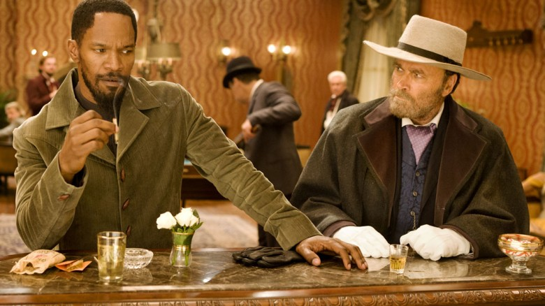 Jamie Foxx e Franco Nero in