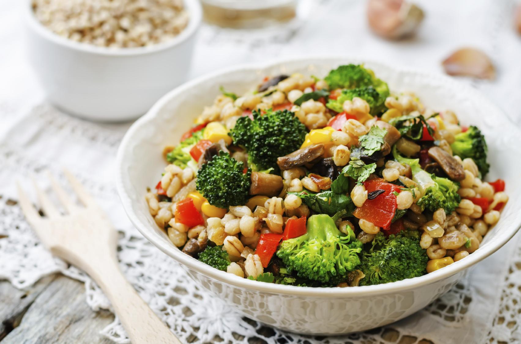 come preparare linsalata di broccoli per dimagrire