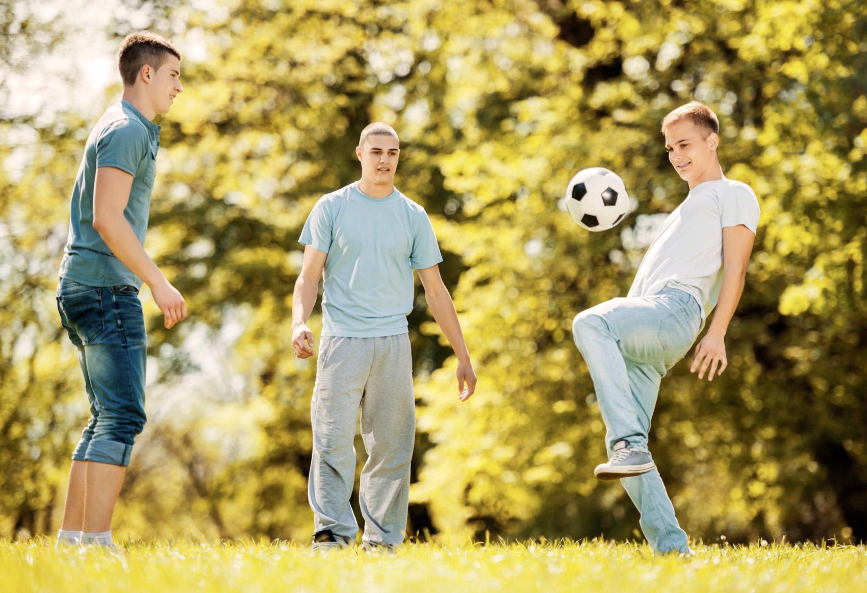 calcio ed erezione