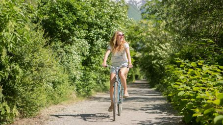 Nuove scoperte: l'occhio pigro si allena in bicicletta