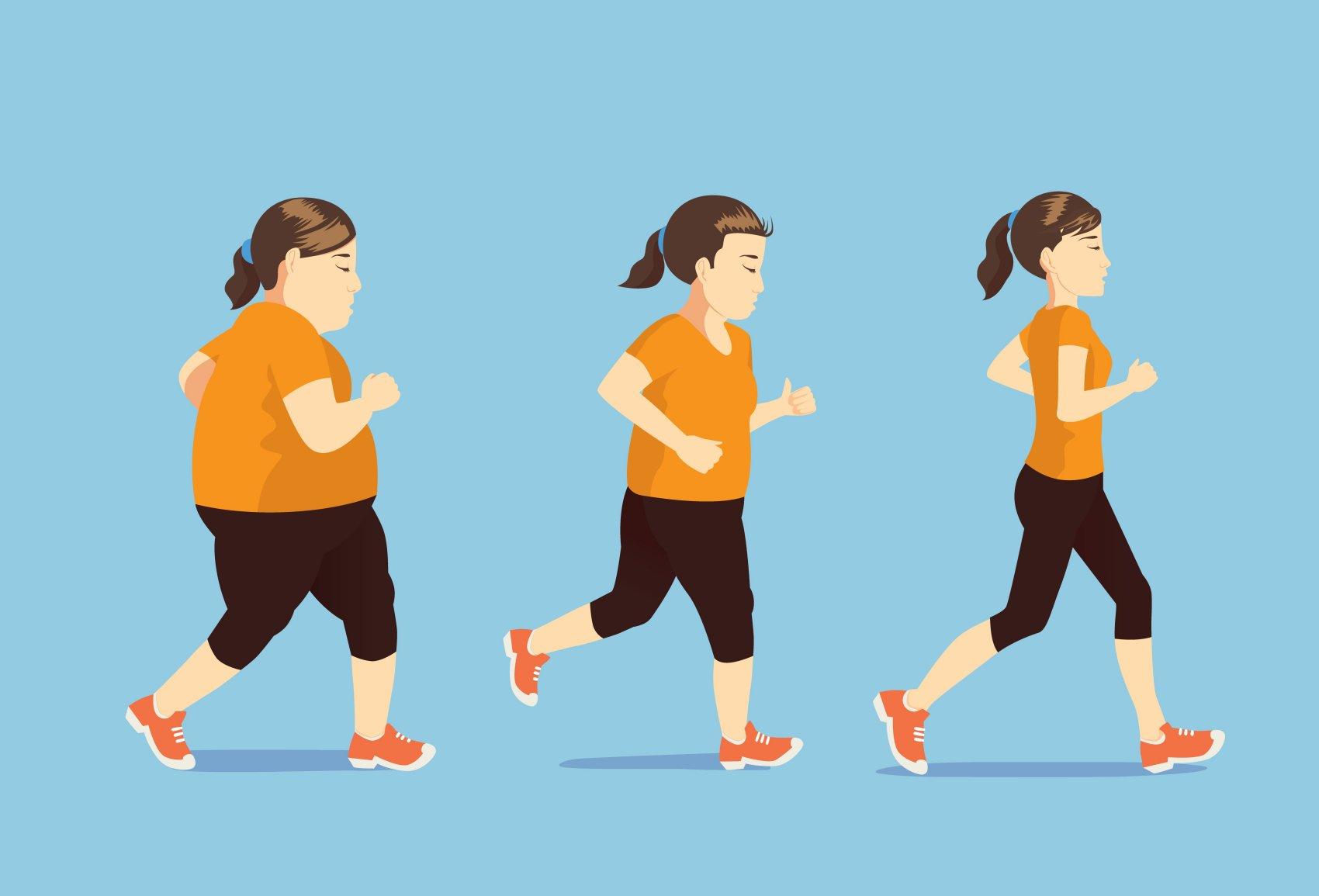 corsa di routine brucia grassi