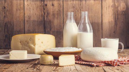 Latticini: perché formaggi e latte fanno bene