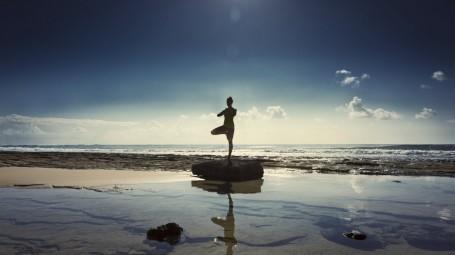 Lo yoga aiuta a calmarsi