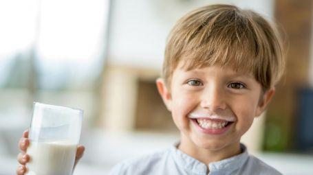 Cosa fare se tuo figlio è allergico al latte