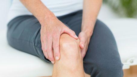 ginocchio rotula