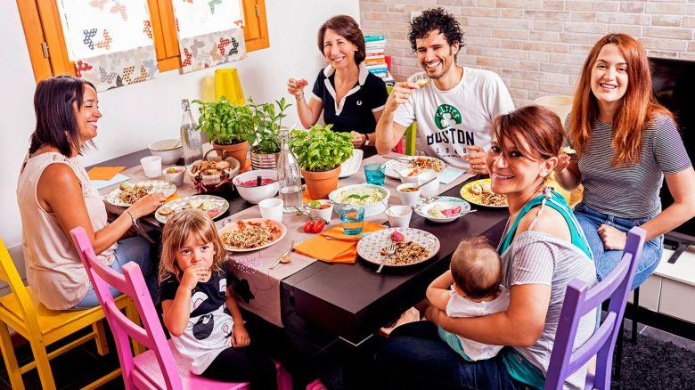 Pranzo Veloce E Sano Per Bambini : Cosa cucina marco bianchi per gli amici