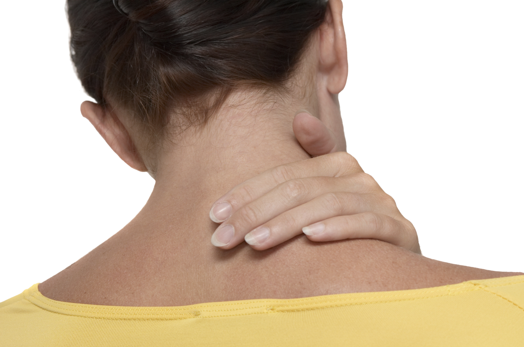 4 rimedi naturali per la cervicale