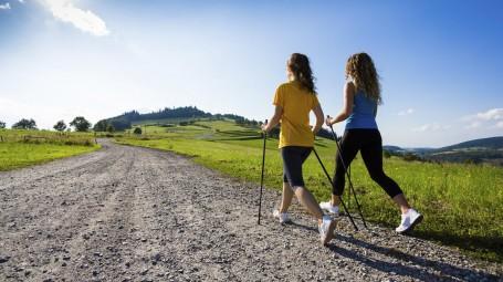 I benefici della camminata