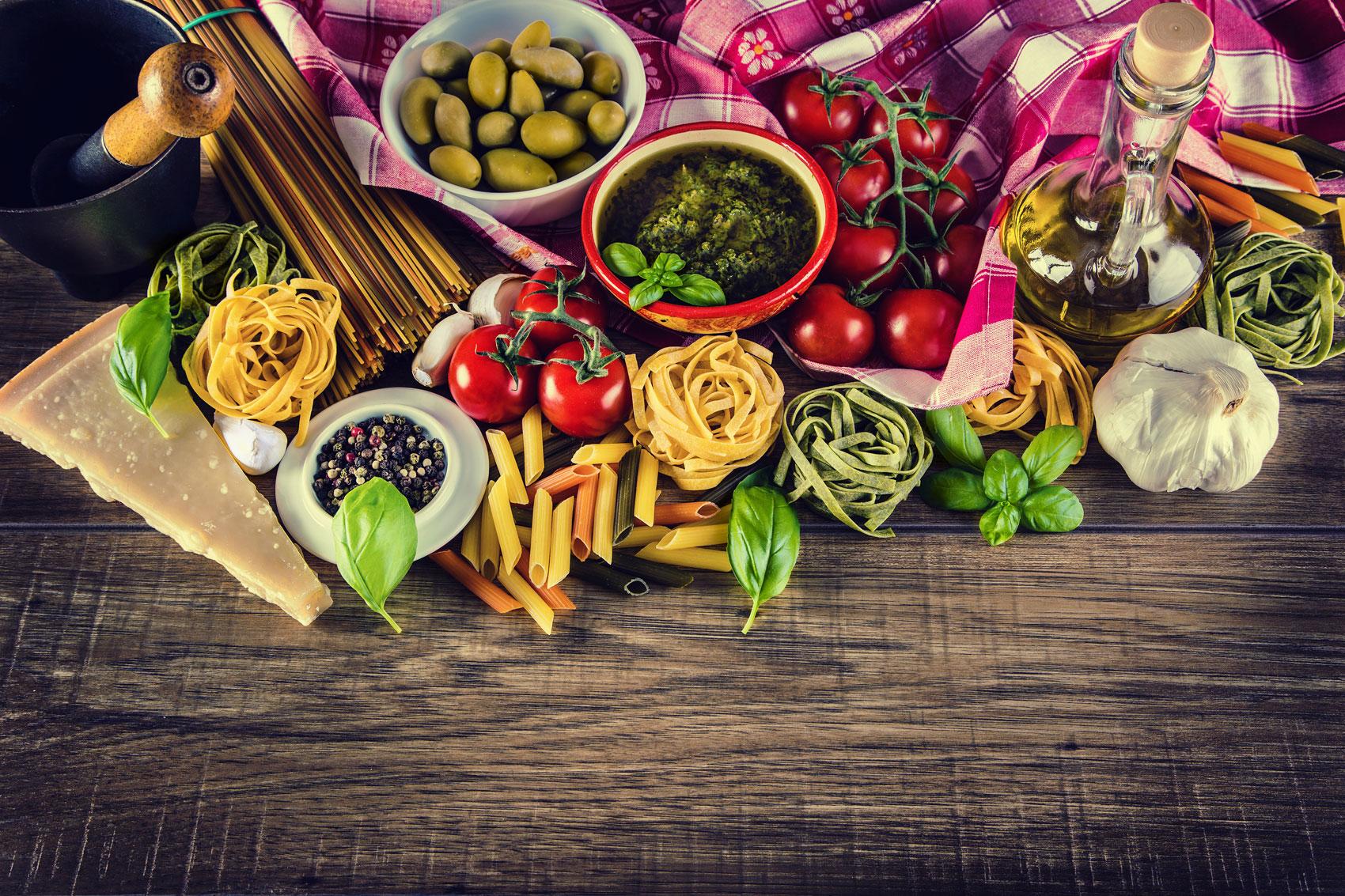 la dieta mediterranea fa dimagrire
