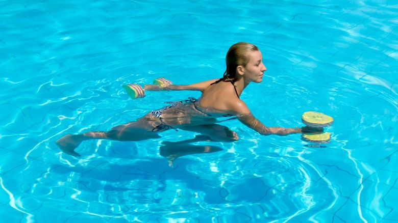 piscina i nuovi corsi di aquafitness