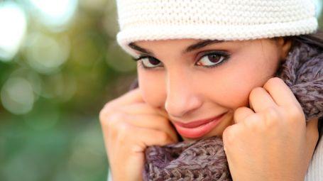 10 consigli per proteggere il viso dal freddo