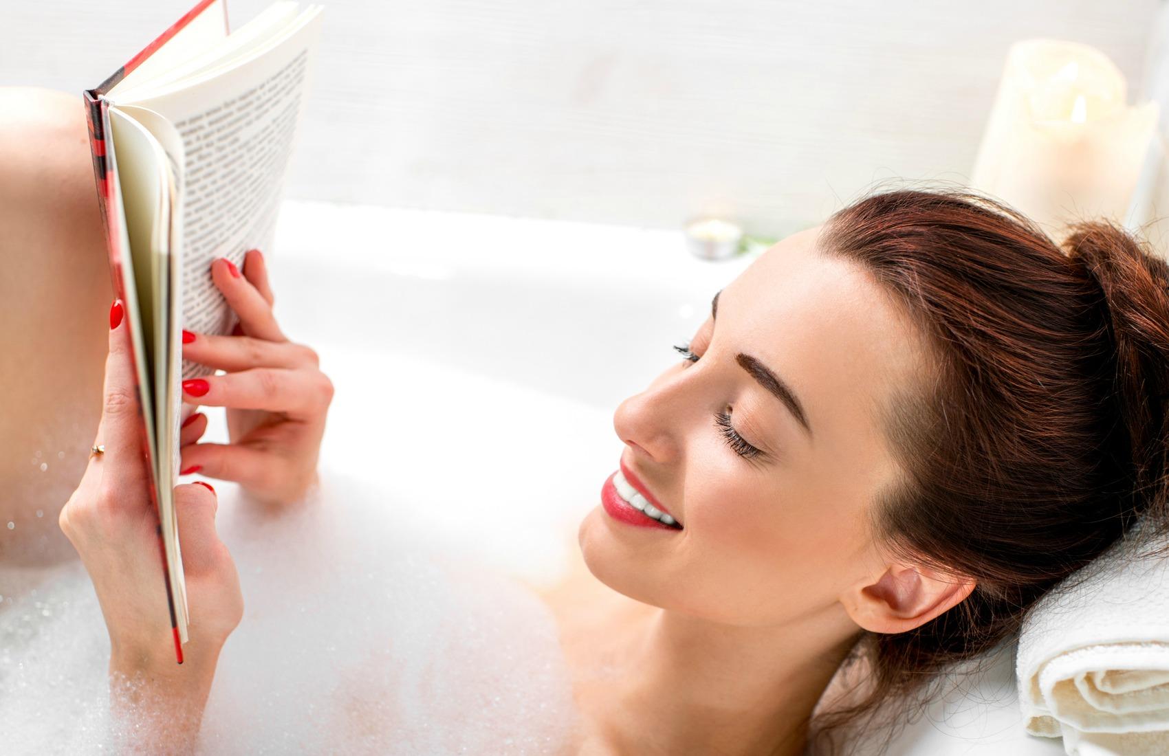 Bagno Rilassante In Casa : Relax le regole per un bagno perfetto