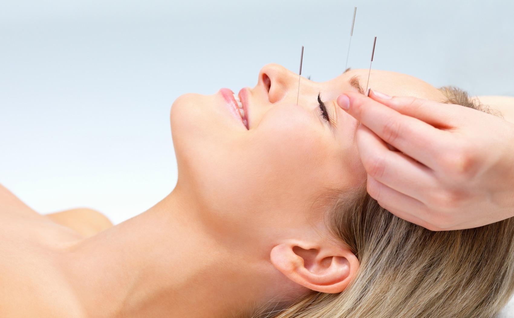 punti di agopuntura dellerezione