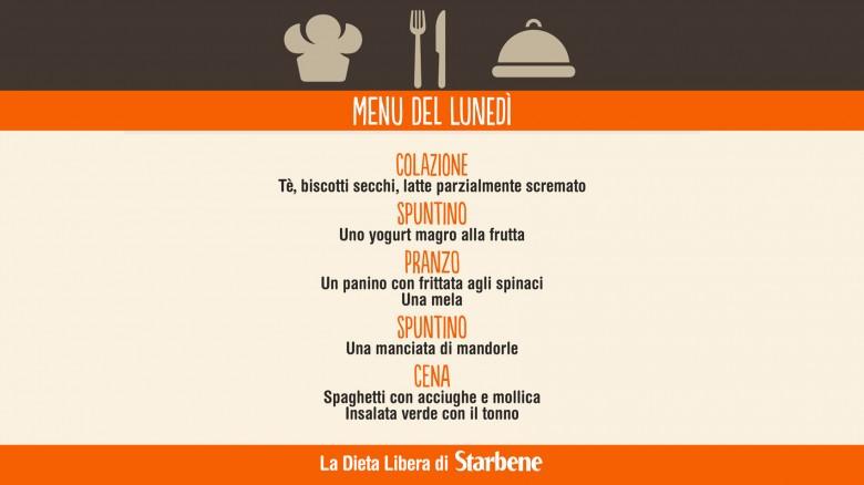 Menu dieta del jamon y el vino