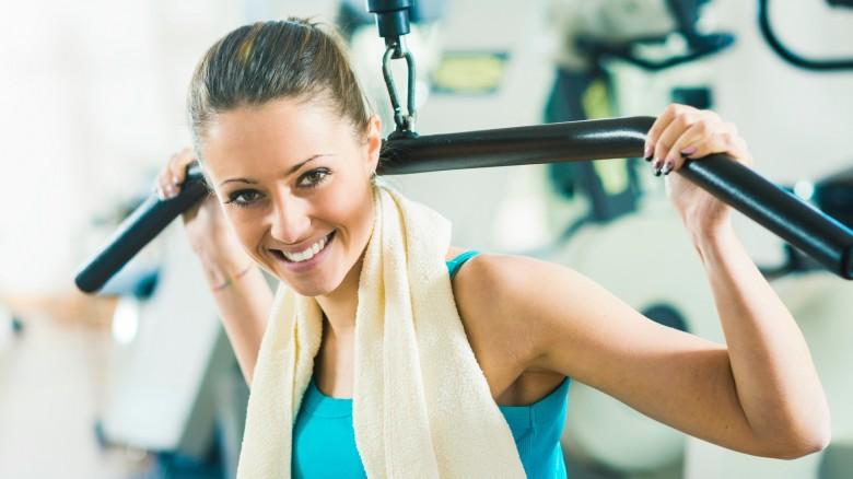 come perdere peso senza usare macchine