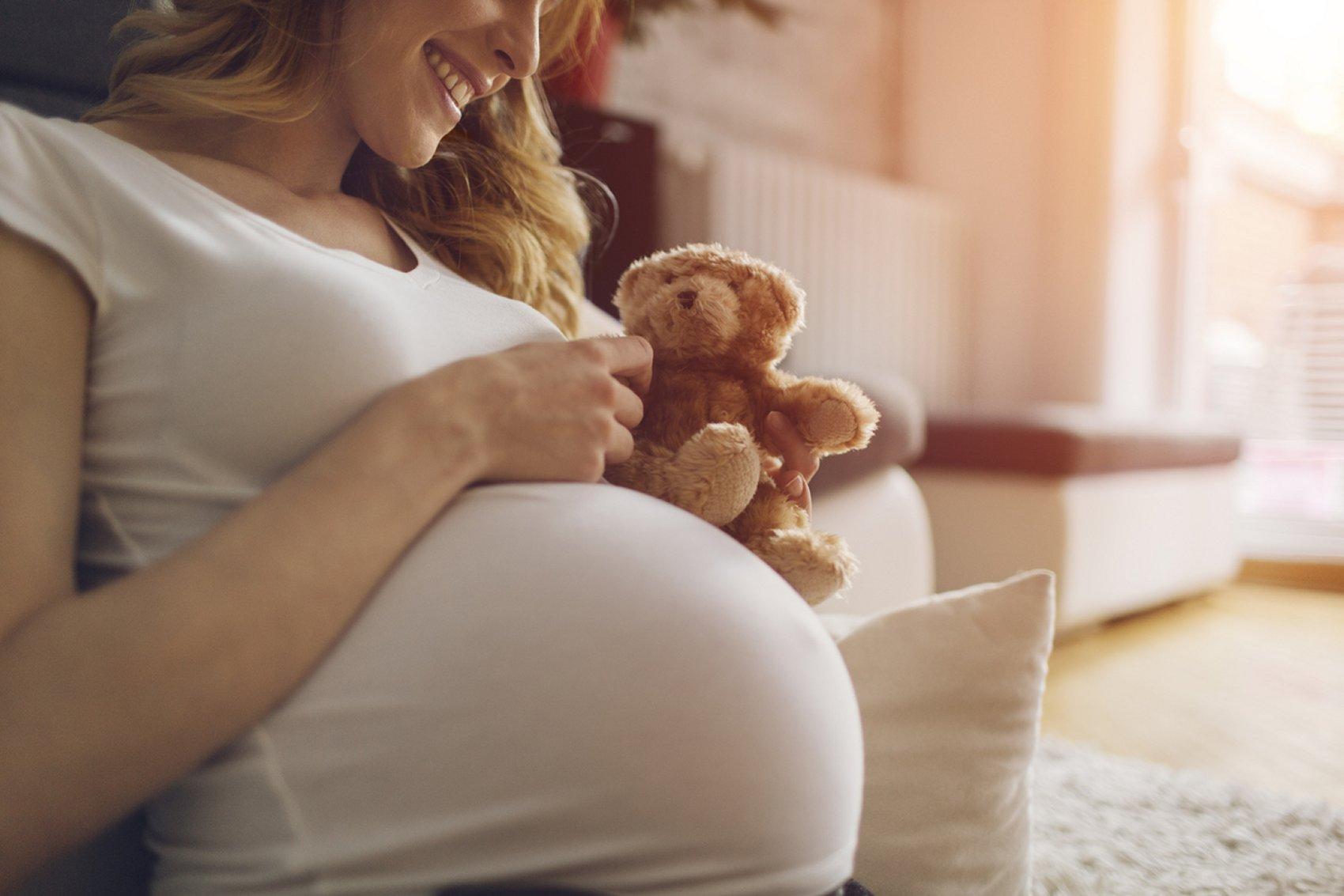 dolore nella zona pelvica anteriore durante la gravidanza