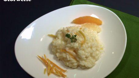 Risotto agli agrumi – La video ricetta