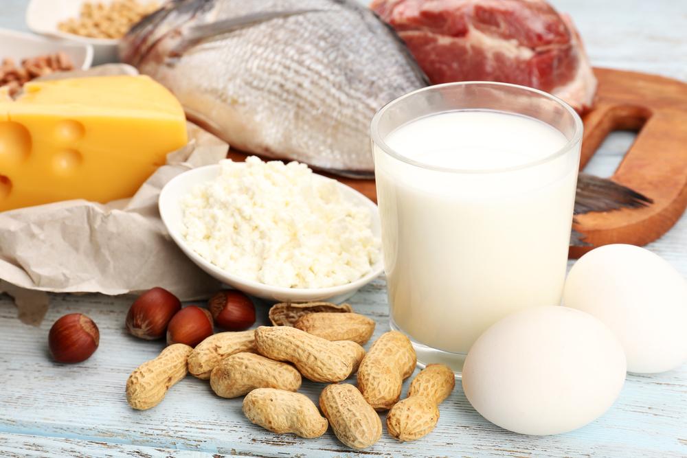 proteine: gli alimenti più ricchi