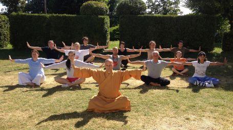 Shaolin Qi-gong - gruppo (2)