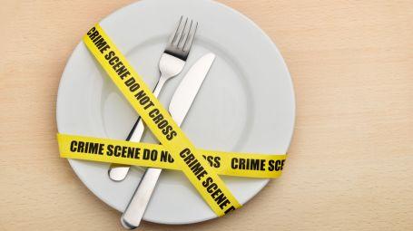 alimenti contaminati