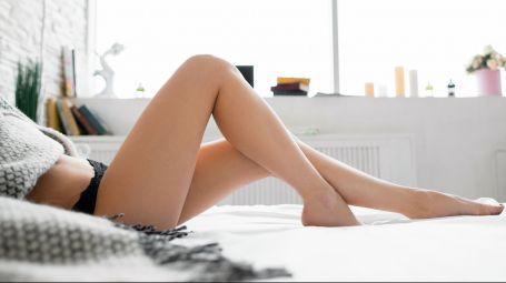 pancia gambe donna