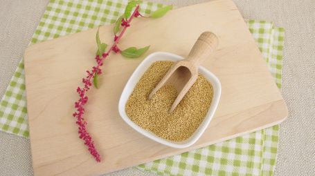Ricette veg: il tortino di amaranto e verdure