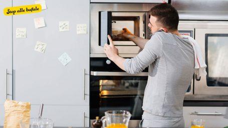 È vero che mangiare il cibo scaldato al microonde può causare malattie?