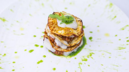 Le lasagne vegan al microonde, la ricetta Panasonic per una dieta sana