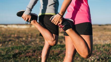 Lo stretching dopo la corsa: 3 esercizi antifatica