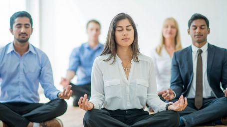 Arte e yoga: oggi si medita al museo