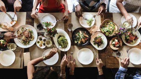 La dieta se mangi fuori casa